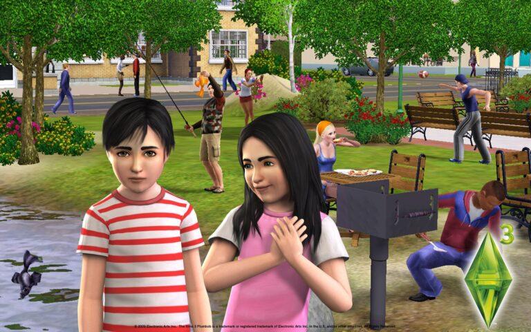 The Sims 3 Za Darmo PC